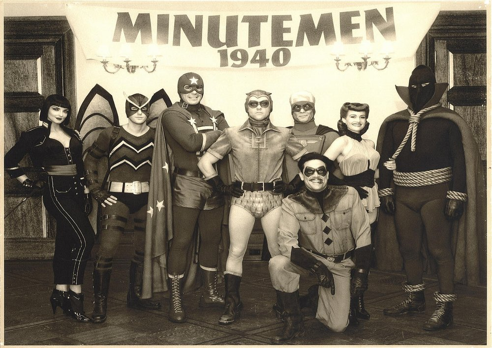 The Minutemen Image via Warner Bros.