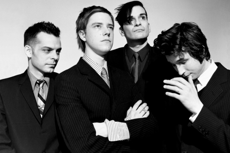 Interpol early promotional image