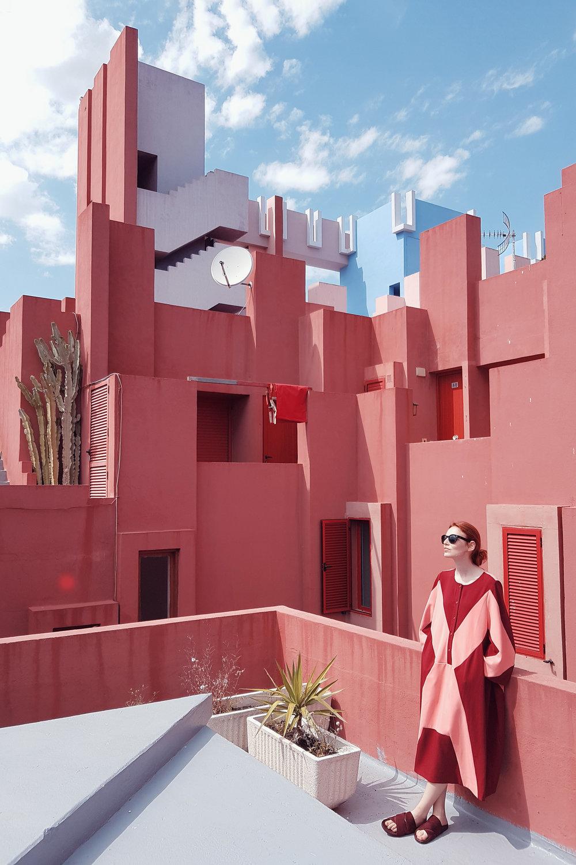 La Muralla Roja - Calpe