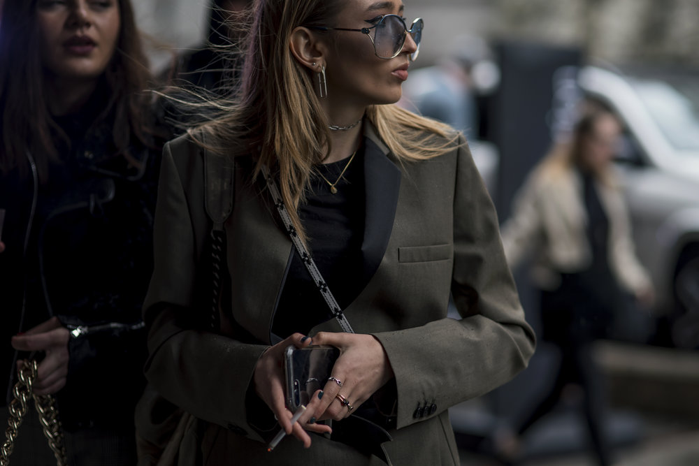 Prague Fashion Week AW18 Streetstyle