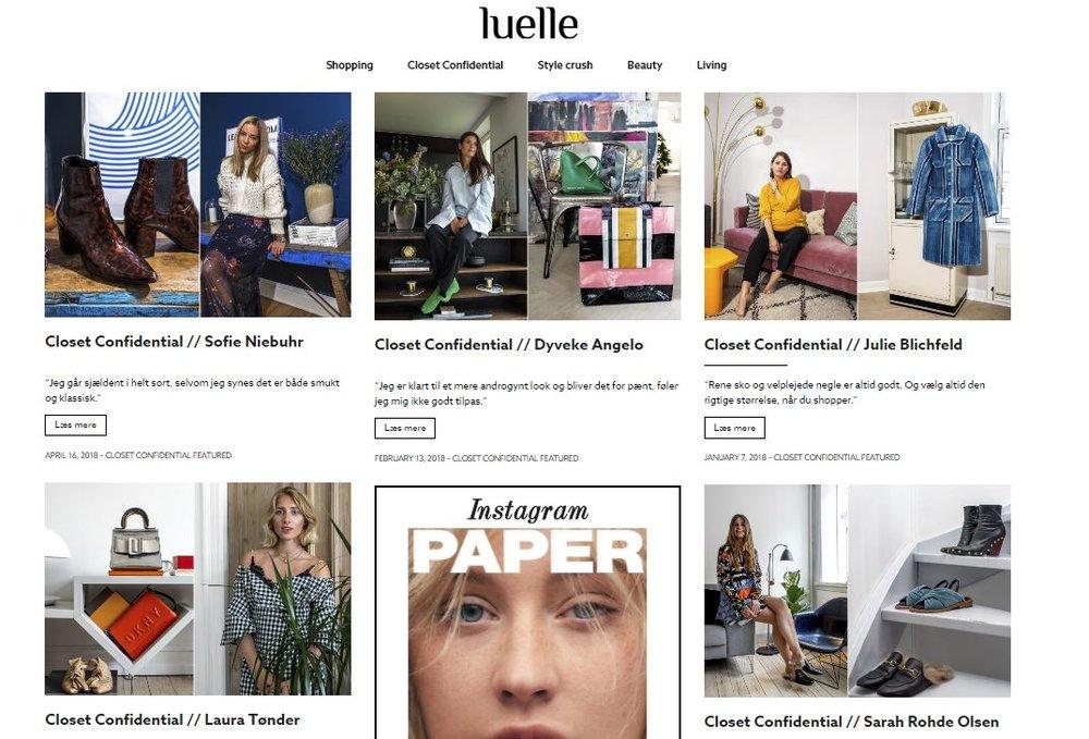 Luelle - Closet Confidential