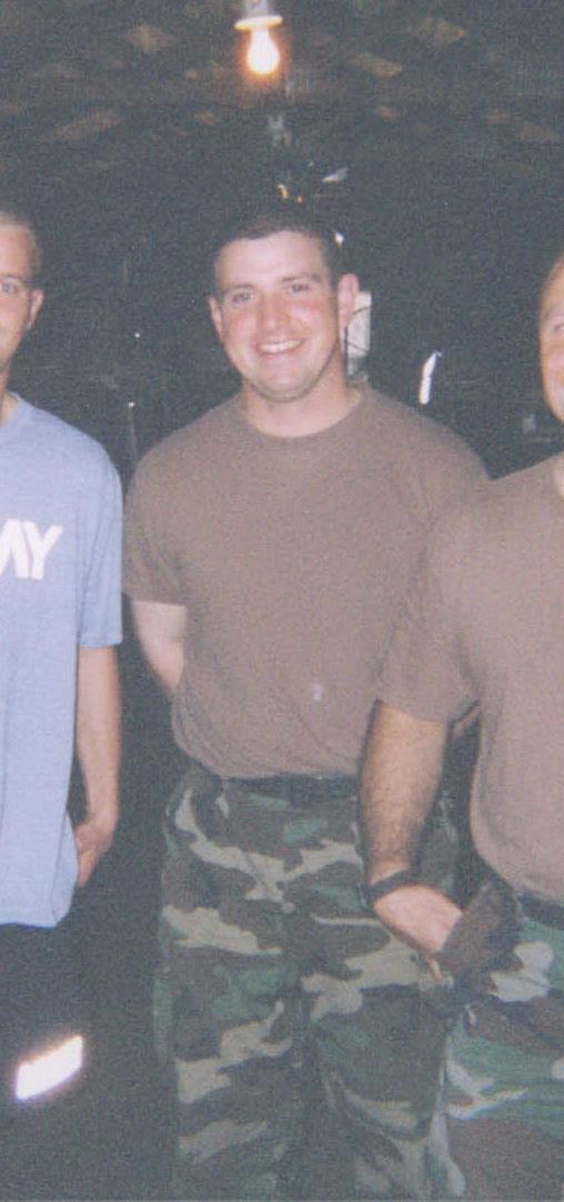 Ft. Stewart, GA barracks.