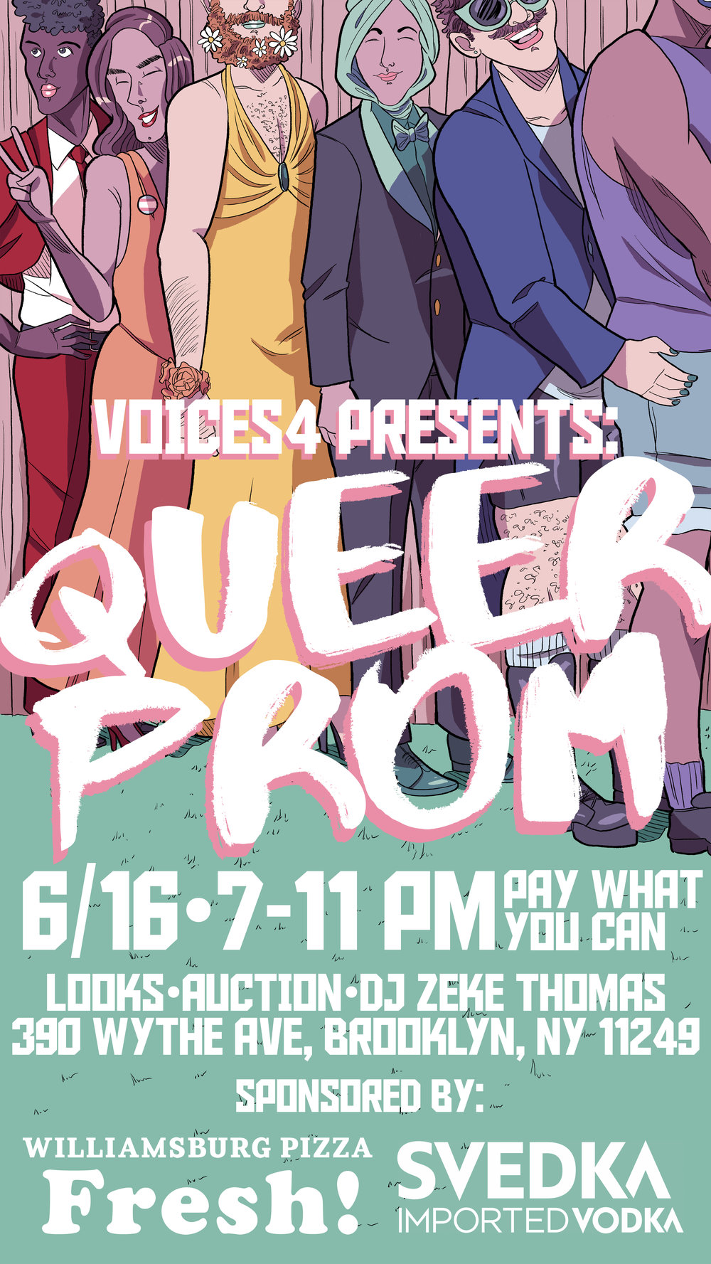 Voices 4: Queer Prom