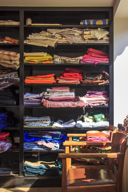 Giffords Wardrobe Department. Photo: Jack Ball