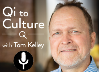 The Qi To Culture podcast with Tom Kelley is dedicated to exploring the intangible reasons why some workplaces thrive and others stagnate. Here, in this podcast, Tom Kelley interviews Dr. Keith Merron on the subject of building a healthy culture.   -