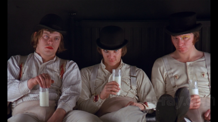 1. A Clockwork Orange