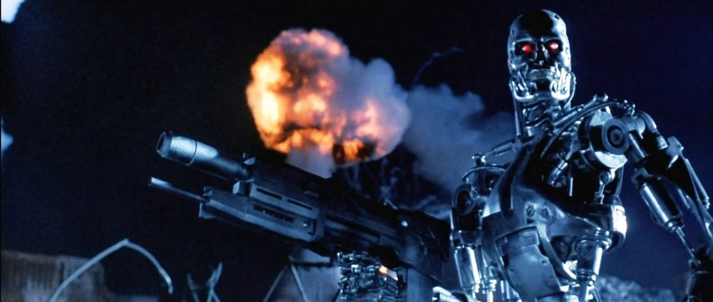 8. Terminator 2: Judgment Day