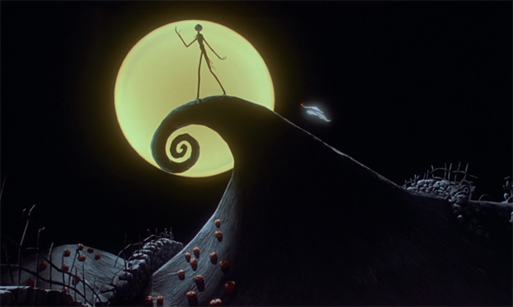 12. The Nightmare Before Christmas