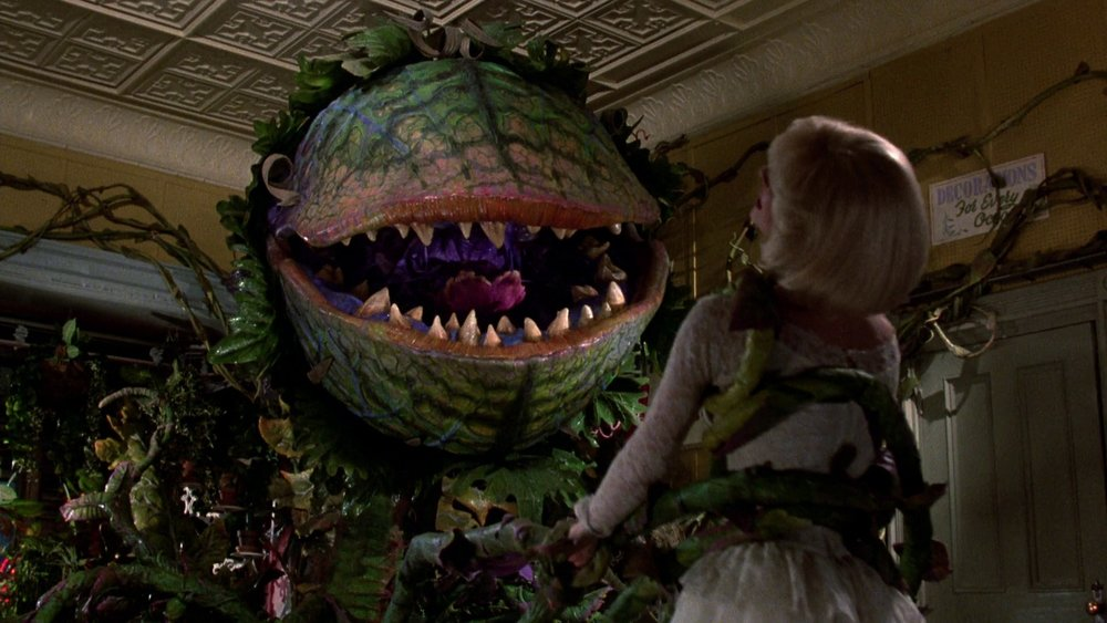 15. Little Shop of Horrors (director's cut)