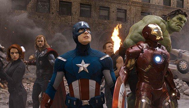 41. The Avengers
