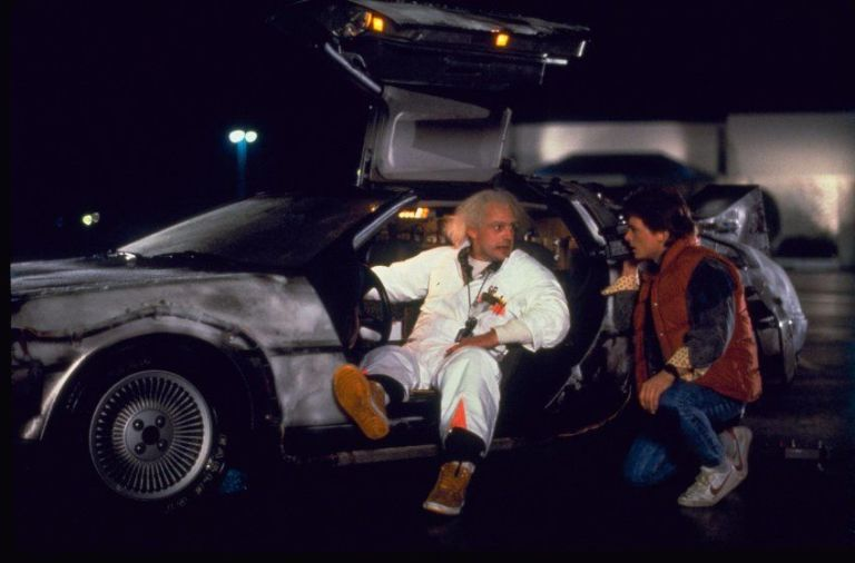 49. Back to the Future