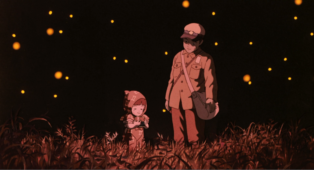 41. Grave of the Fireflies