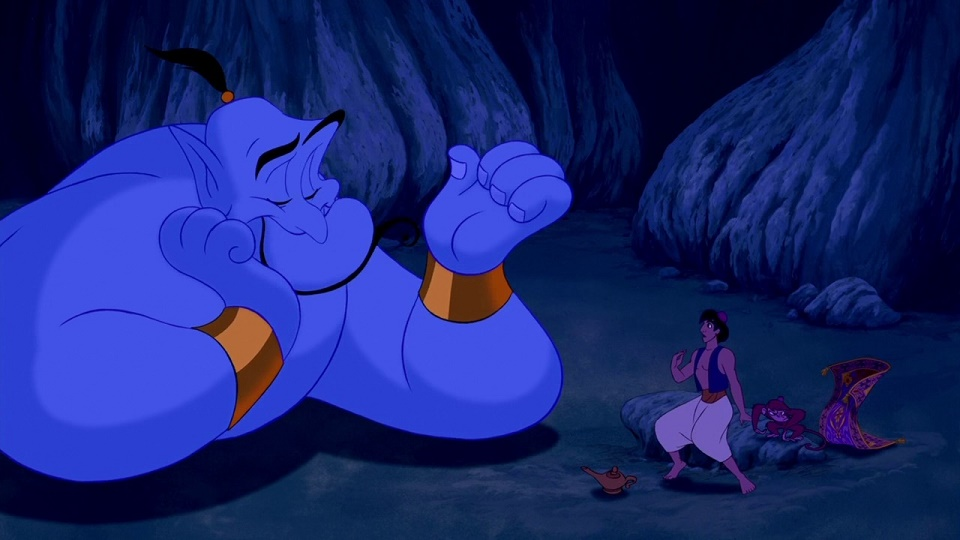 57. Aladdin