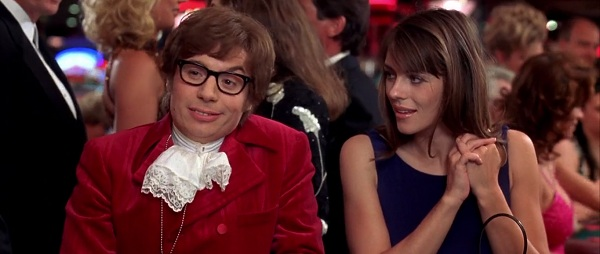 62. Austin Powers: International Man of Mystery