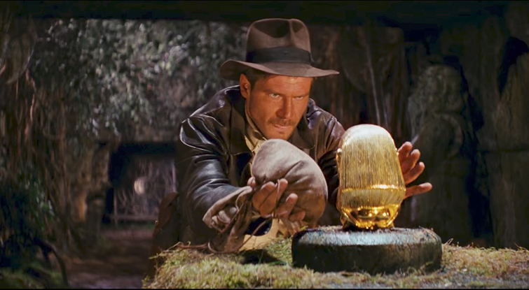65. Raiders of the Lost Ark