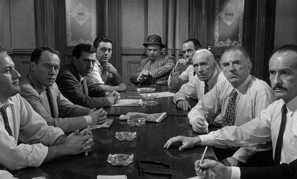 69. 12 Angry Men