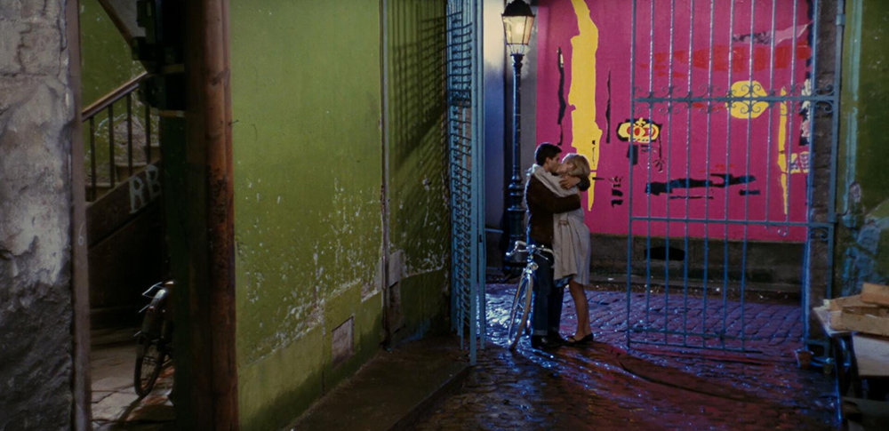 71. The Umbrellas of Cherbourg