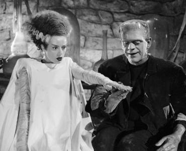 77. Bride of Frankenstein