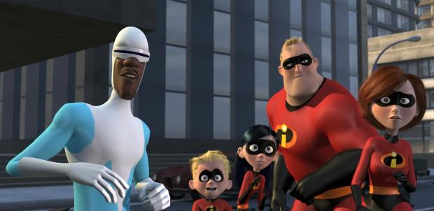 85. The Incredibles
