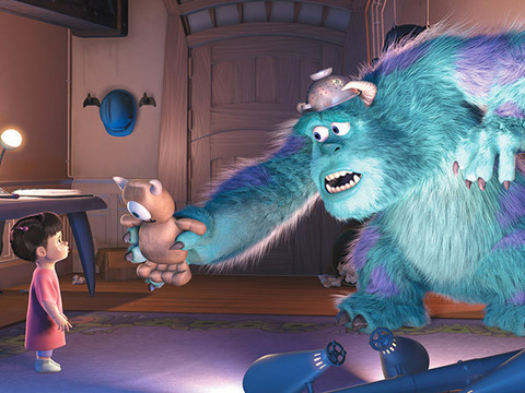 87. Monsters, Inc.