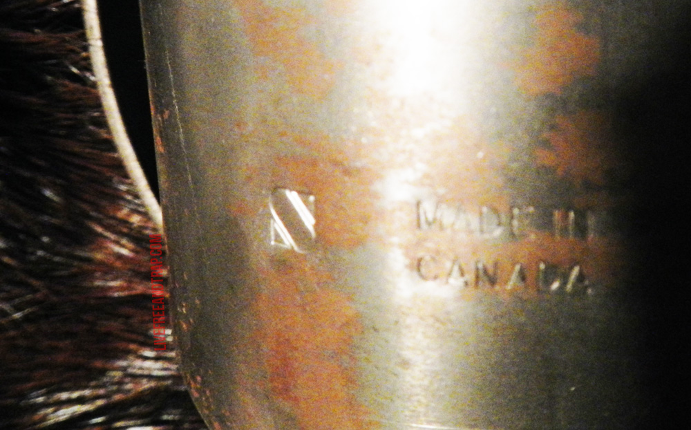 The Sauvageau logo stamped on the hood.