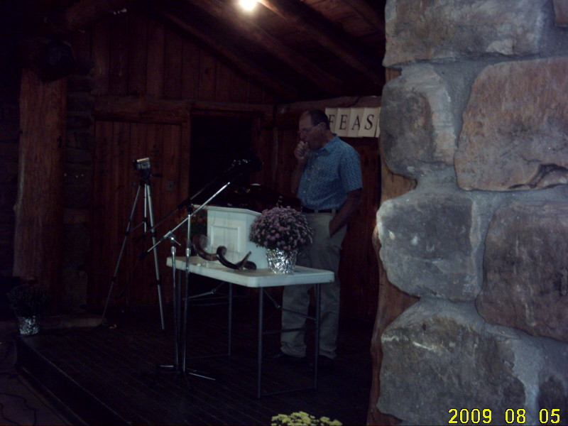 Bob Speaking