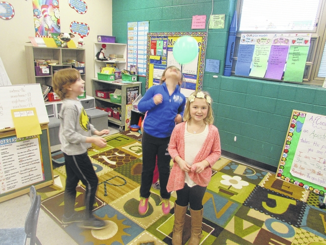 Click to read Lima News:    Students Learn Good Behavior