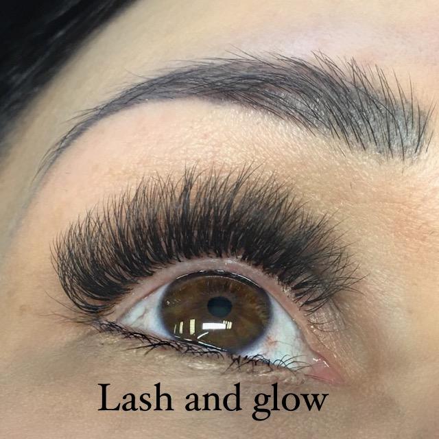 Lashes Lash Glow