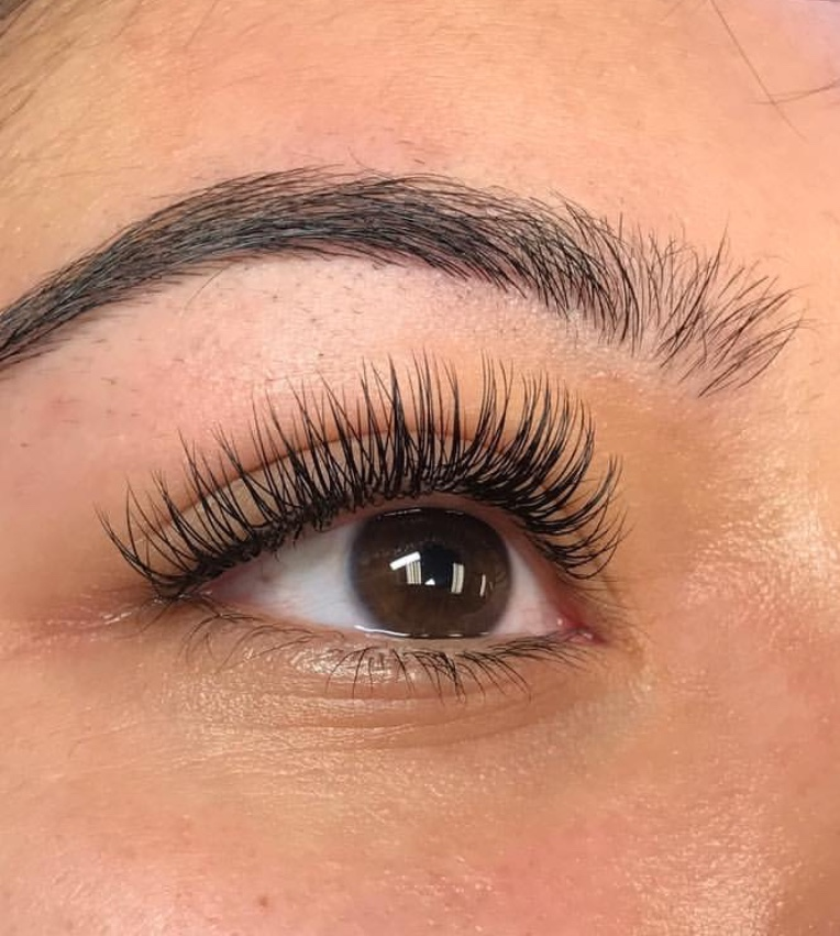 d368f037b32 Classic lashes- A method where 1 lash extension is glued to 1 natural lash.  This method is also known as 1 to 1 or 1:1. Classic lashes are perfect for  ...