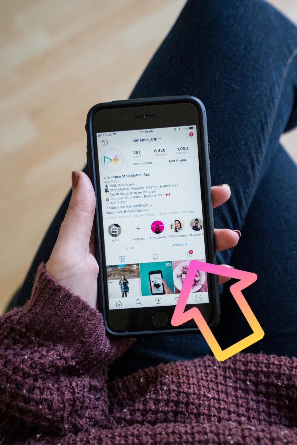 Instagram tag in Videos.jpg
