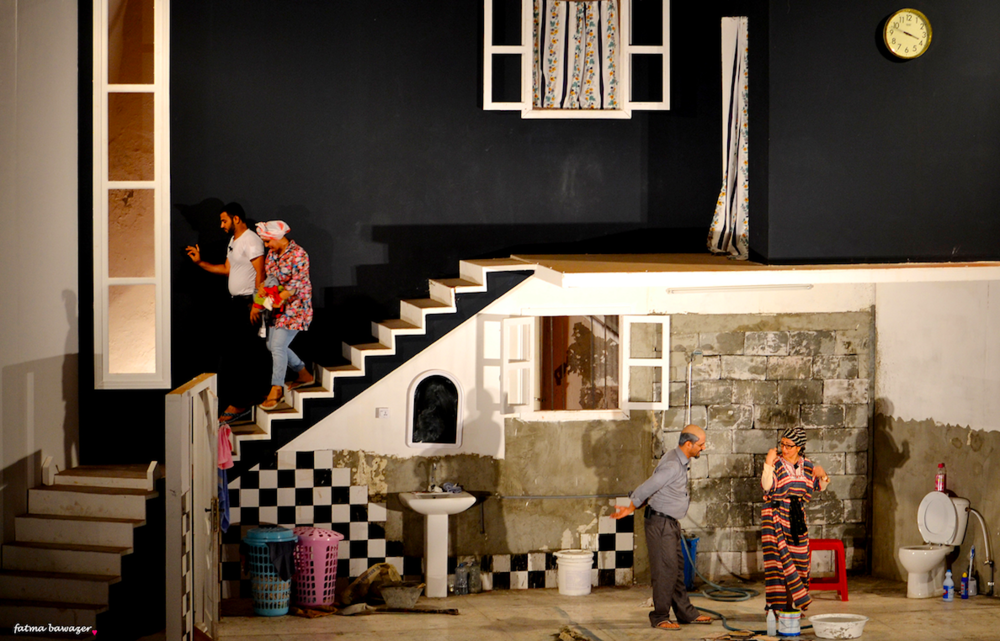 Photo Courtesy of Khaleej Aden Theatre Troupe