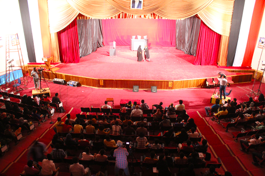 Photo Courtesy of Khaleej Aden Theatre Troupe