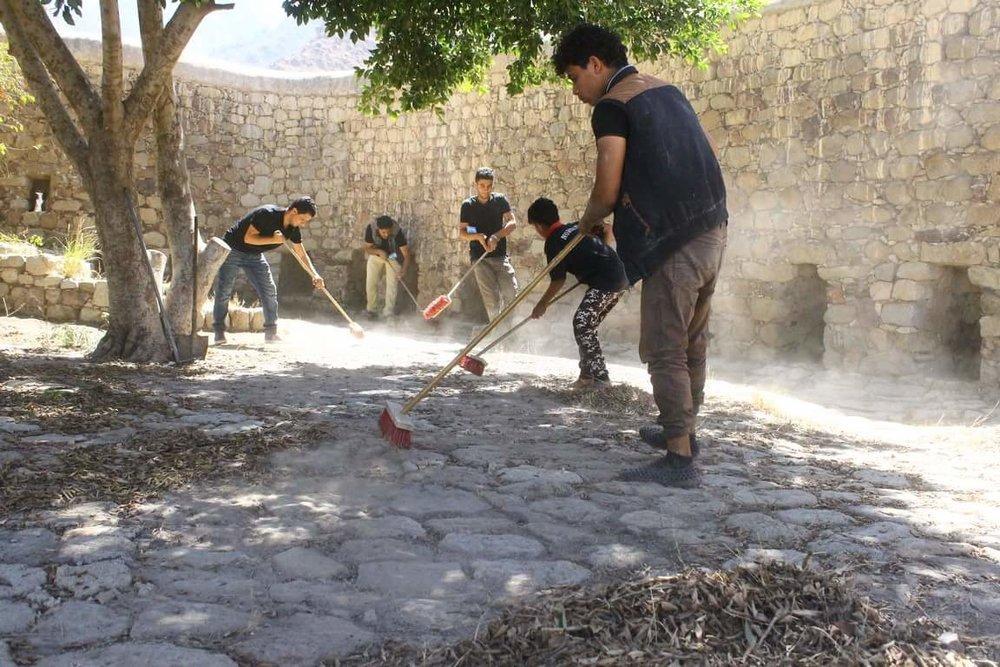 photo courtesy of Mohammed al-Qanas