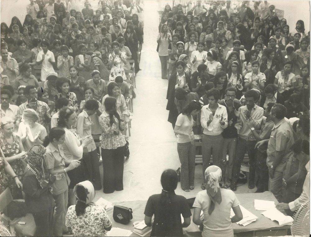Archival photos courtesy of Hassan Qaseem
