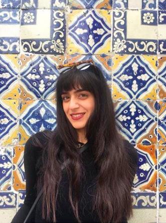 Lila Nazemian, Image Courtesy of Hadieh Shafie