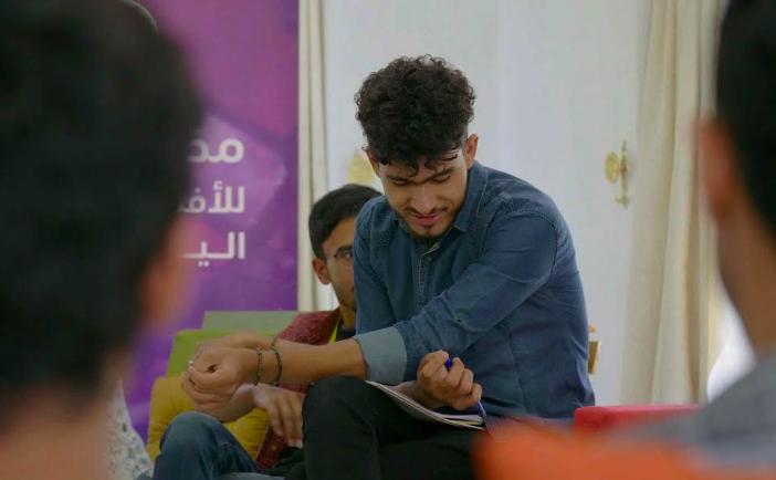 الصورة بإذن من أفلام قُمرة وقاعدة الفن اليمني
