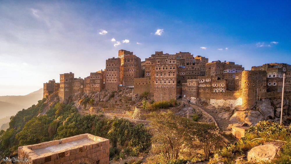 Haraz Historic Town - Hamdan hasan Altharhany