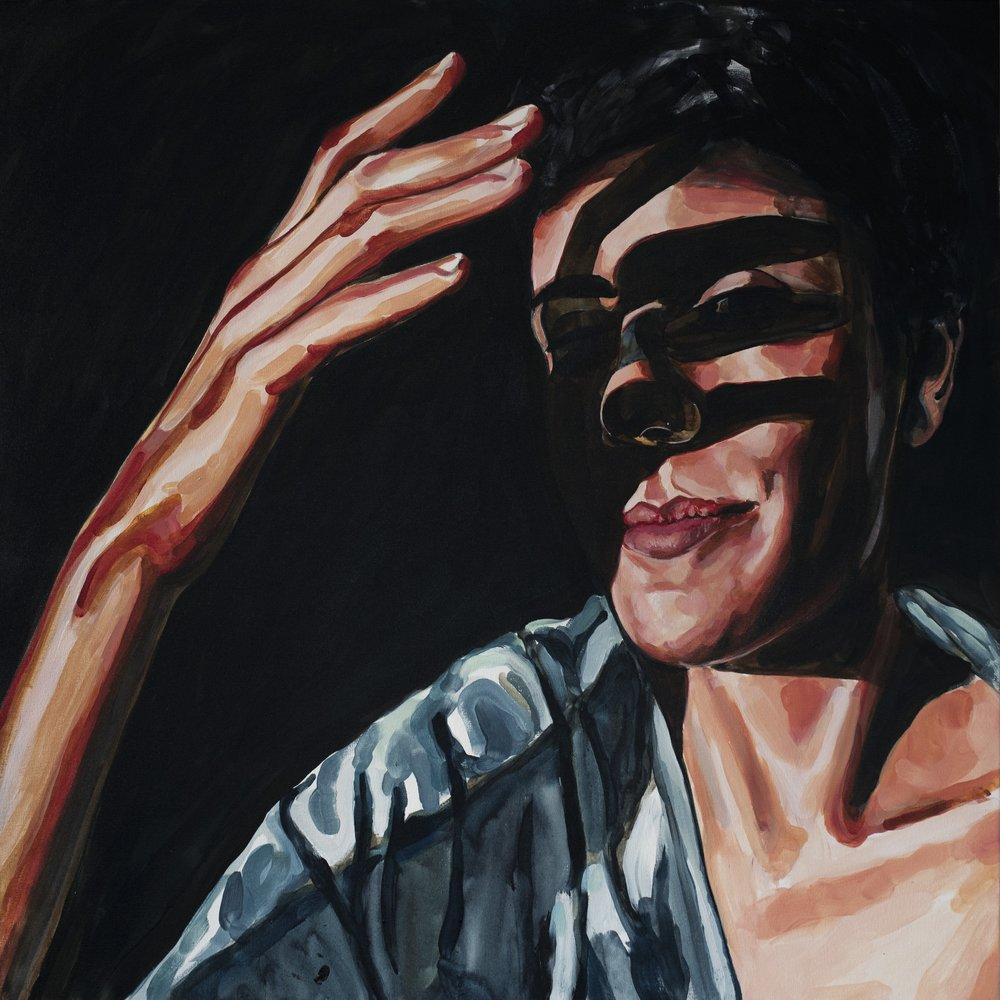 acordamos   era a terceira manhã de janeiro  - quero te pintar.  - o que na minha imagem te atrai?  …  - não é imagem.