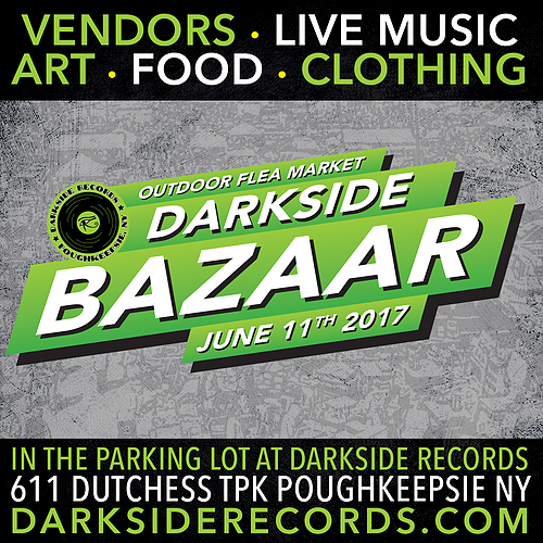 Darkside Records live 6/11/17 1:00pm    - Live outdoor set at Darkside Bazzar.