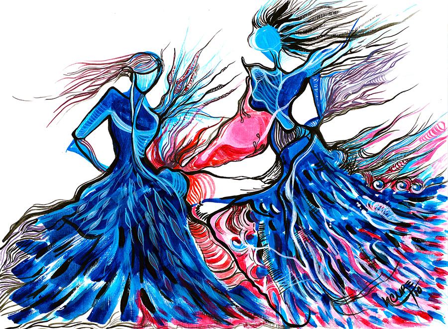 Pesares Azules (Blue Sorrows)