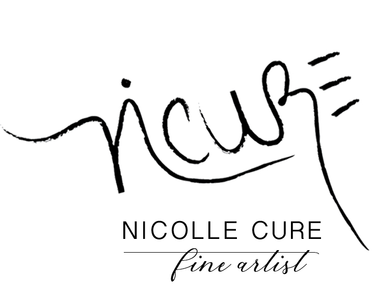 Fine Art by Nicolle Cure