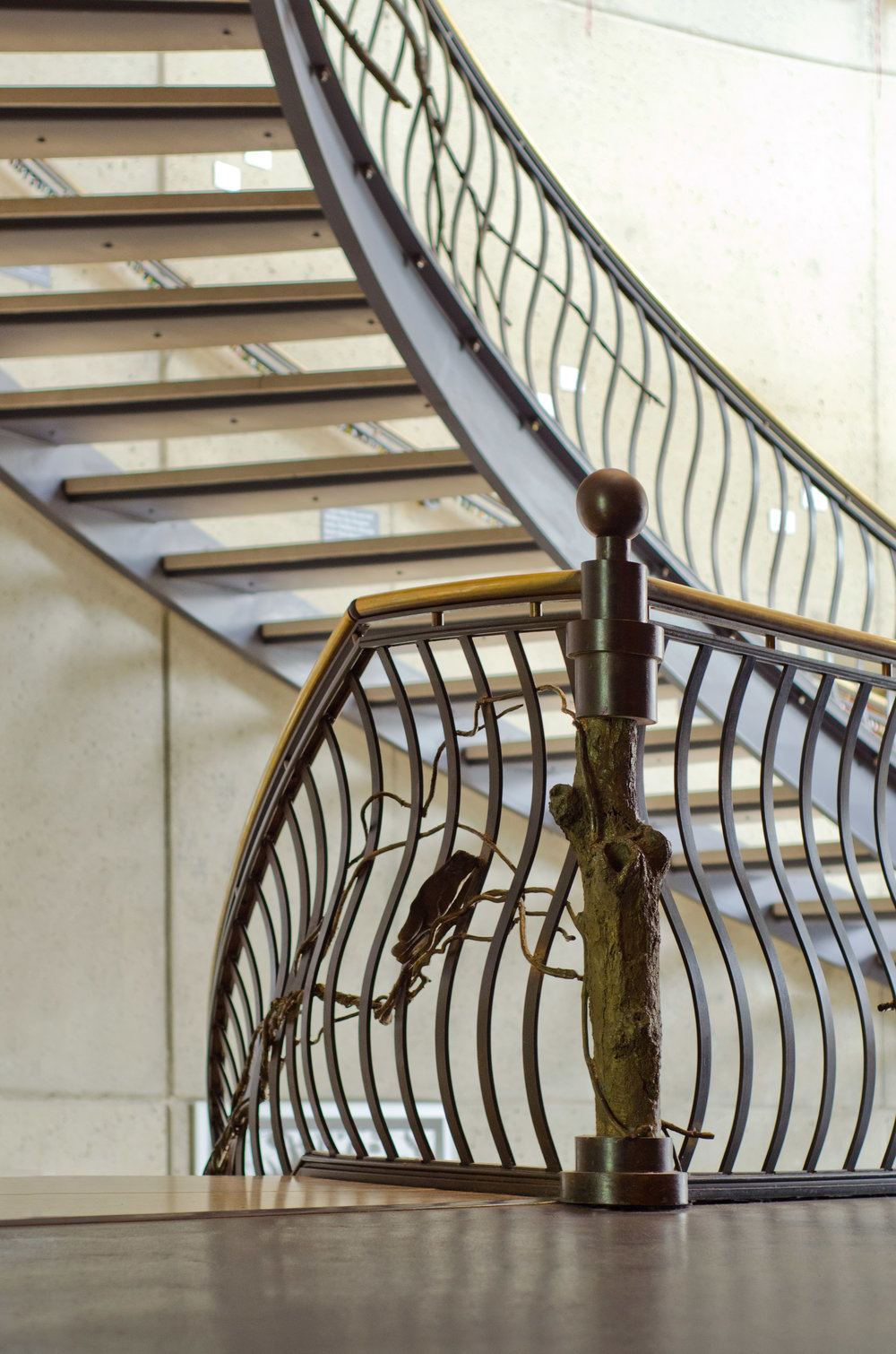 AVAM Staircase Railing
