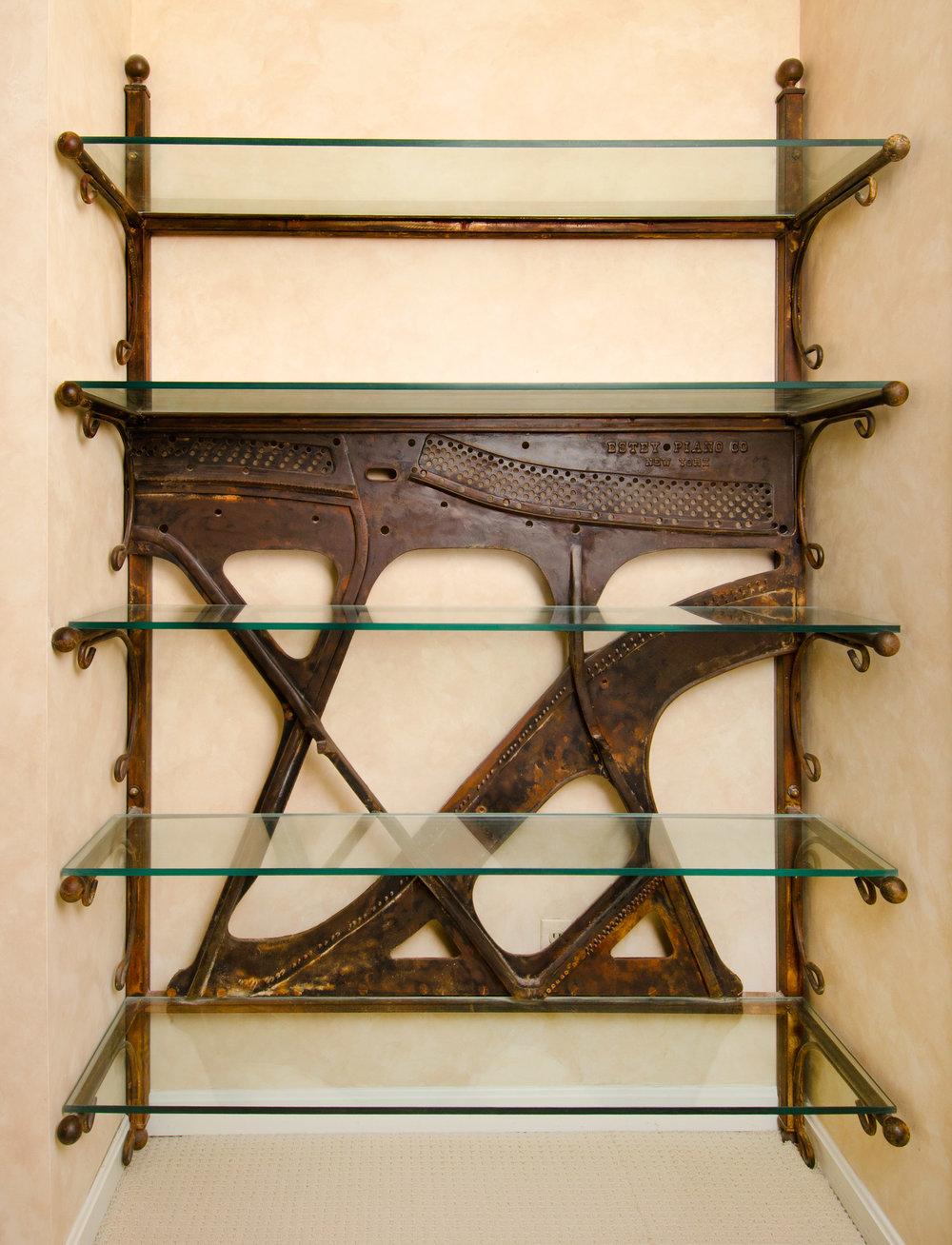 Rhythm Section Shelf