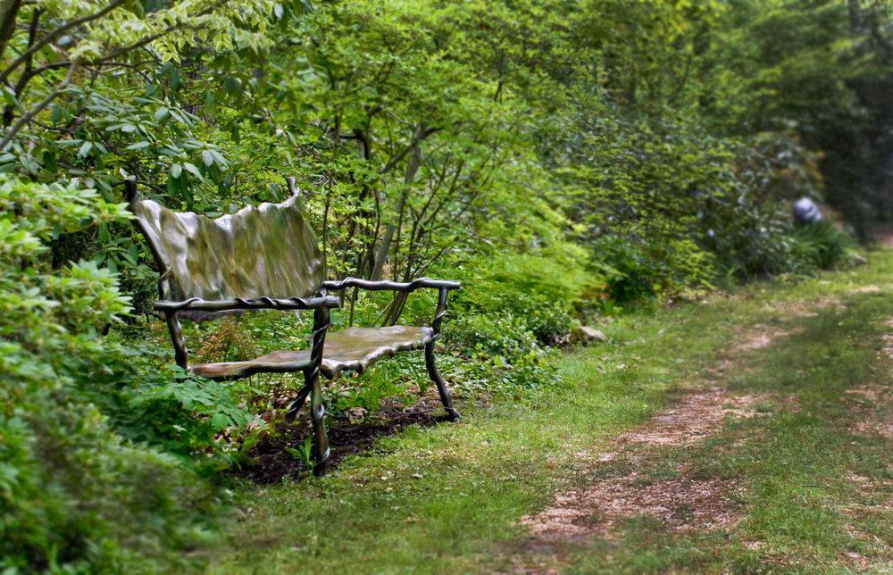 Dogwood Bench