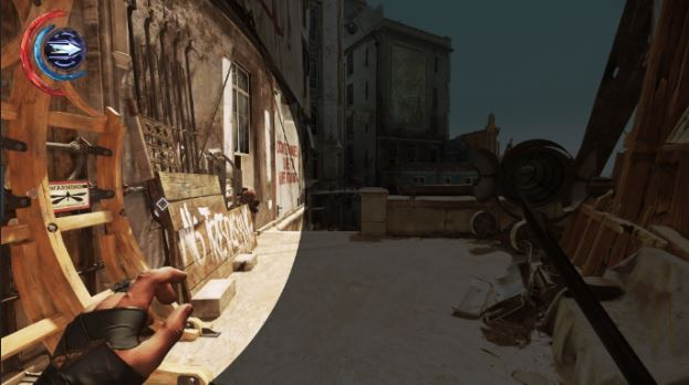 Dishonored Barred Entry.JPG