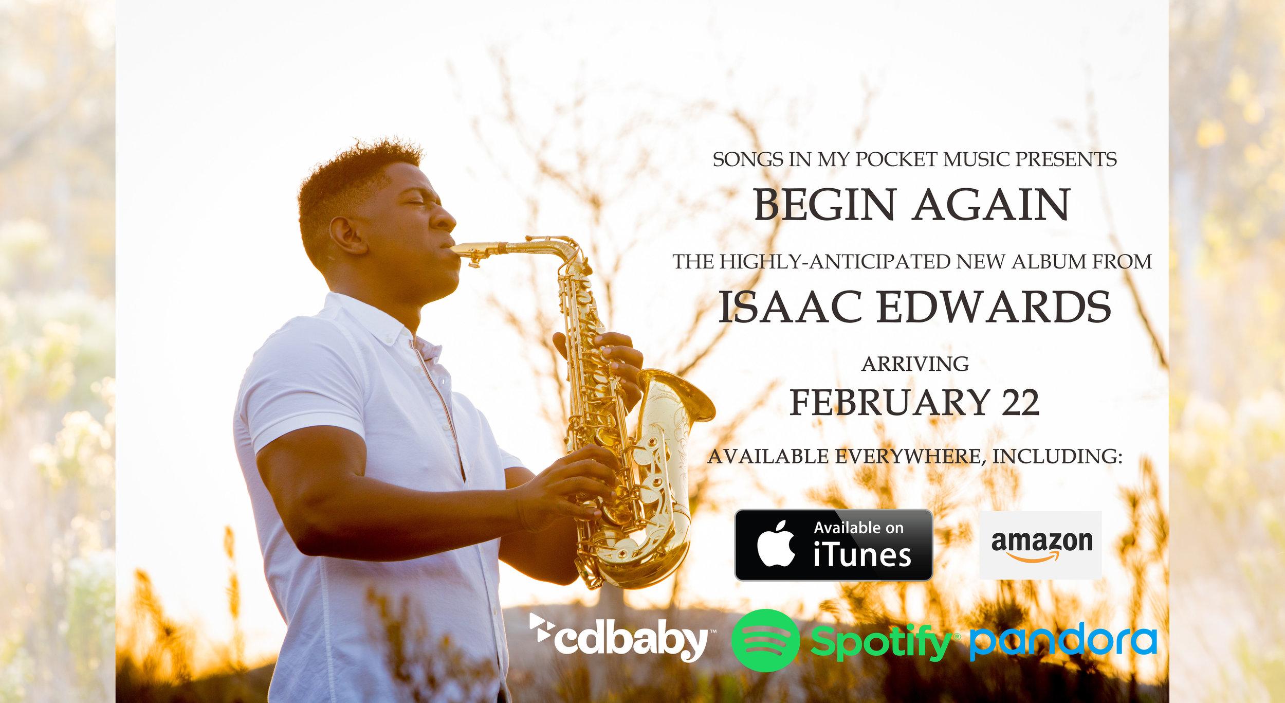 News & Updates — Isaac Edwards Saxophone