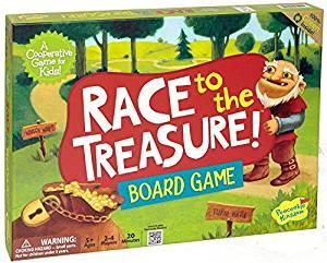 Race to the Treasure -