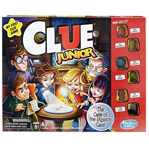 Clue Jr. -