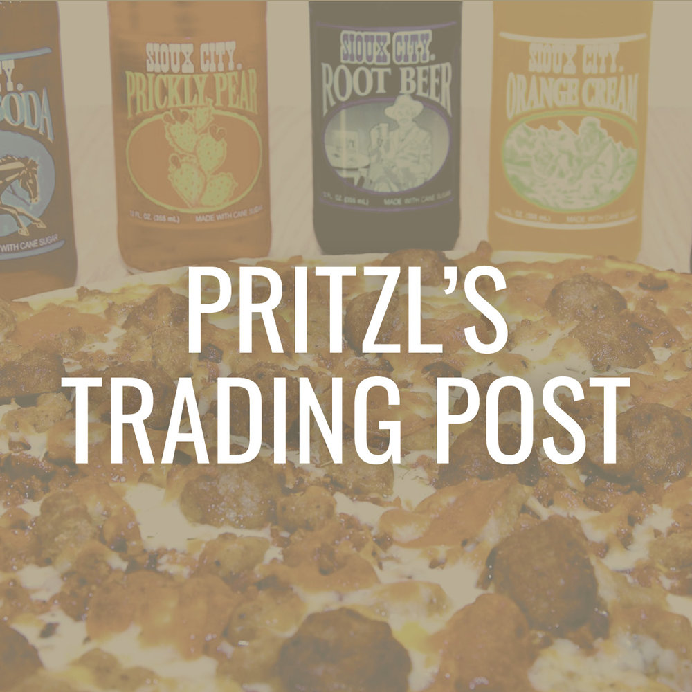 Pritzl's Trading Post now offers every in-store convenience of your favorite hometown shopping mart. For all your grocery, home supplies and recreational needs, browse our website to view what Pritzl's Trading Post has for you and then stop in today!