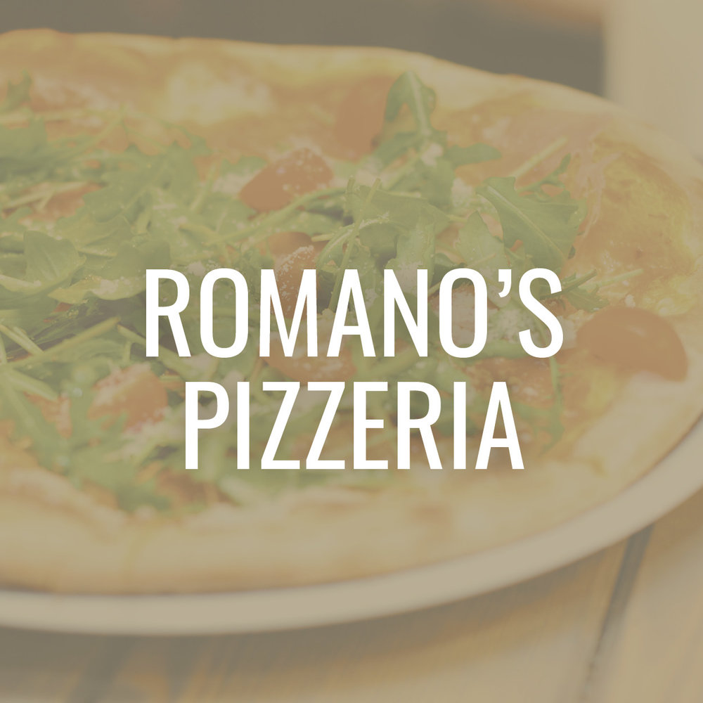Featuring a burger of the week and pizzas. Pizza and Pub.